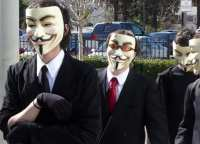 Anonymous are still out there