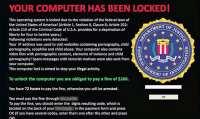 Deceptive lock screen