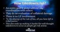 Factors of failure