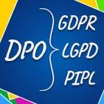 DPO GDPR PIPL LGPD
