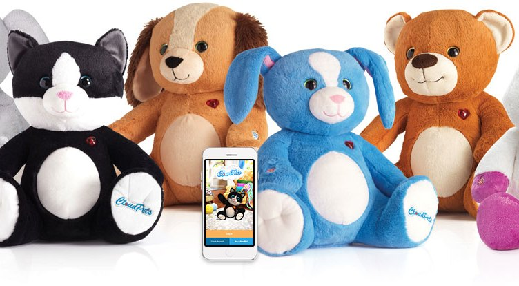 IoT cloud pets toy
