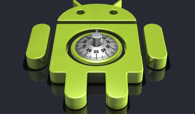 Android ransomware vault