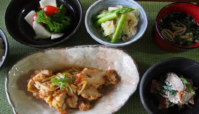 日本料理研究家(和食研究家)の料理教室。飲食店開業を目指す。