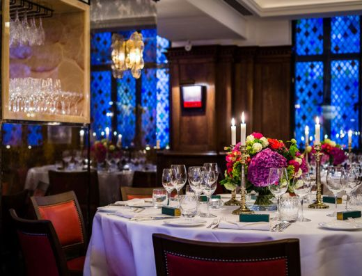 The Ivy Private Dining Room - West Street, London