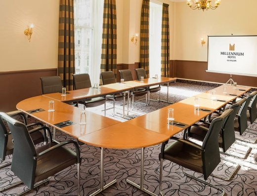 Millenium Hotel Glasgow Meeting Rooms and Private Dining