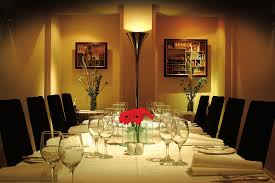 Rogano Private Dining Glasgow