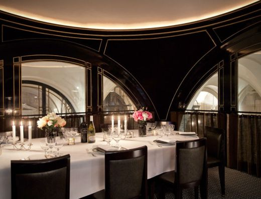 Wolsey Private Dining Room in London