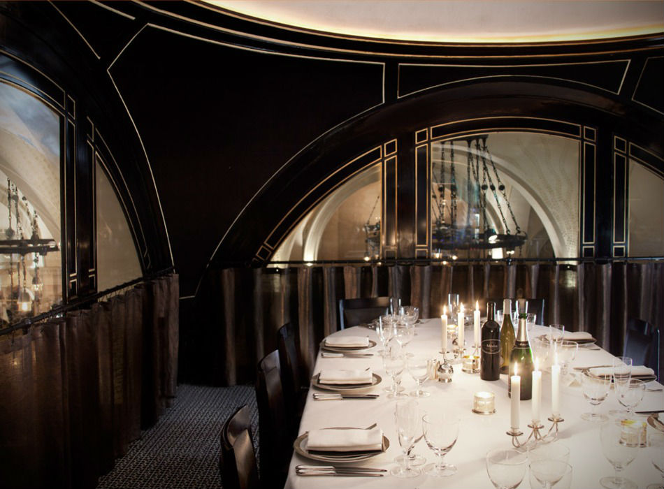 Wolsey Private Dining Room in London2