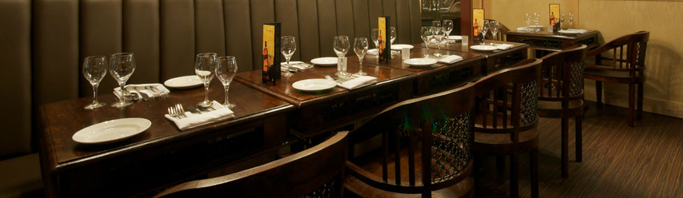eriki private dining room london