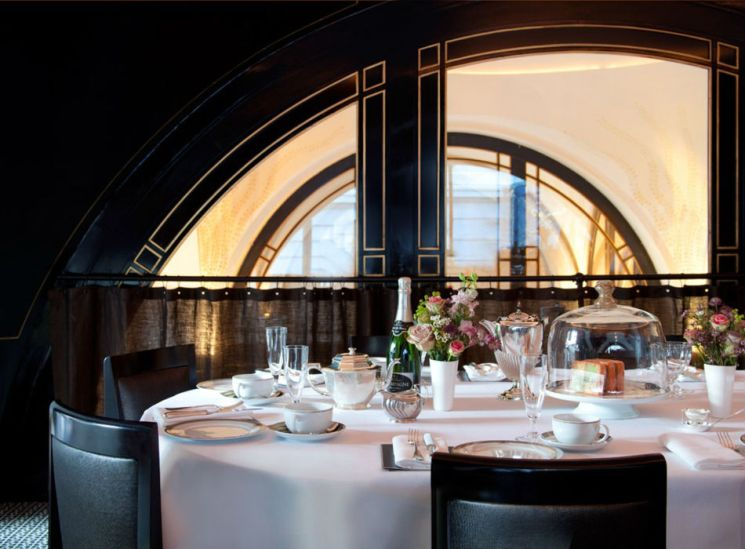 Wolsey Private Dining Room in London3