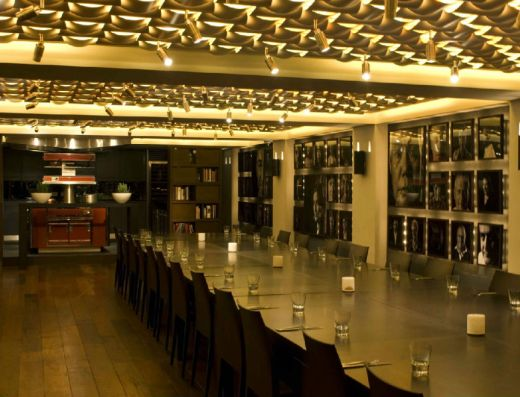 Andaz Private Dining Room Liverpool Street London