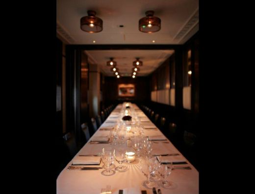 delaunay 24 person private dining room london