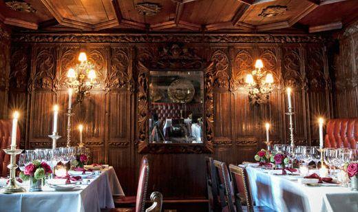 The Witchery Private Dining Edinburgh