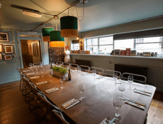 Cambridge BrewHouse Private Dining Function Rooms