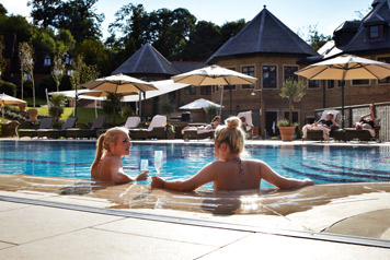 Pennyhill Park Surrey Private Event Facilities - The Pool
