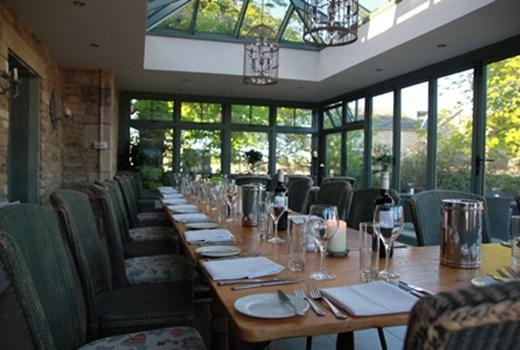 Falcon Inn Peterborough Private Dining Room