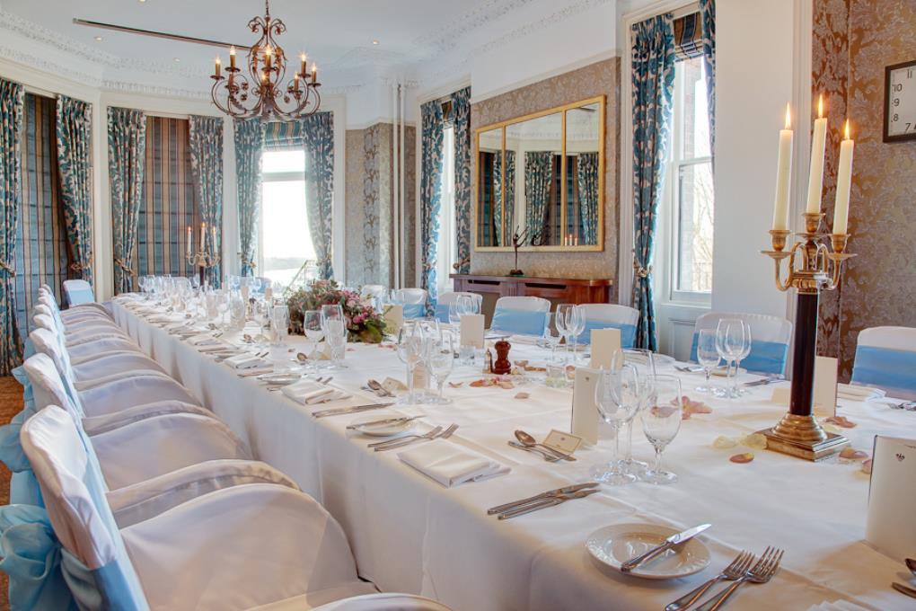 Petersham Hotel Private Dining Surrey