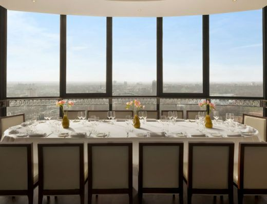 Galvin At Windows Private Dining Room London