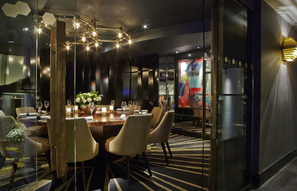 Quaglinos Giovanni Private Dining Room