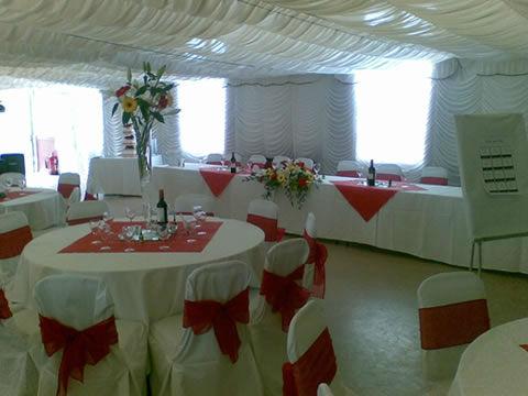 Rugby Club Venue for Weddings Peterborough
