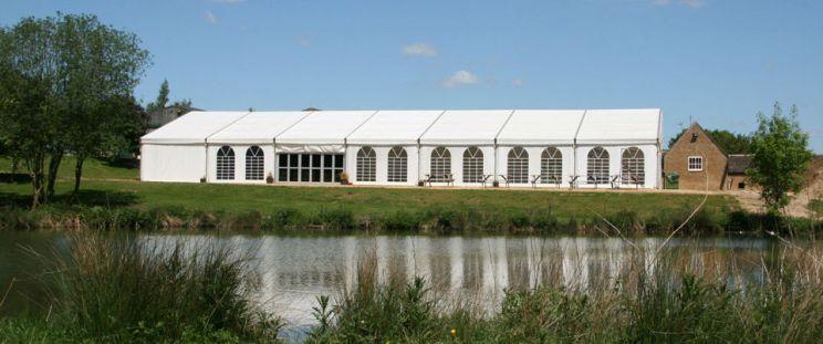 Grange Farm - Marquee