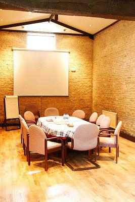 Grange Farm Pump House Corporate Meeting Room
