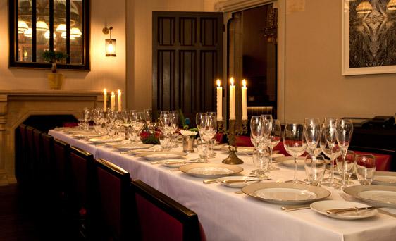 Gilbert Scott Private Room