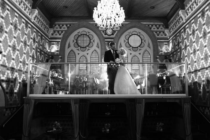 Chapel 1877 Restaurant Cardiff - Weddings Venue