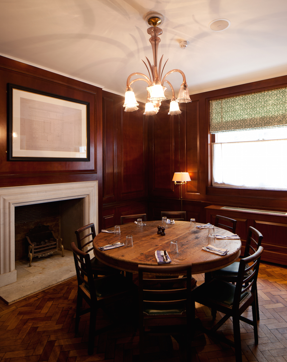 Private Dining at Jamie's Manchester