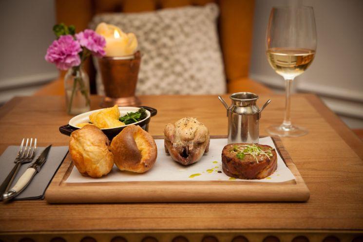 Private Dining at Badger & Co Edinburgh