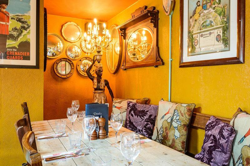 osy Club Private Dining Room Salisbury