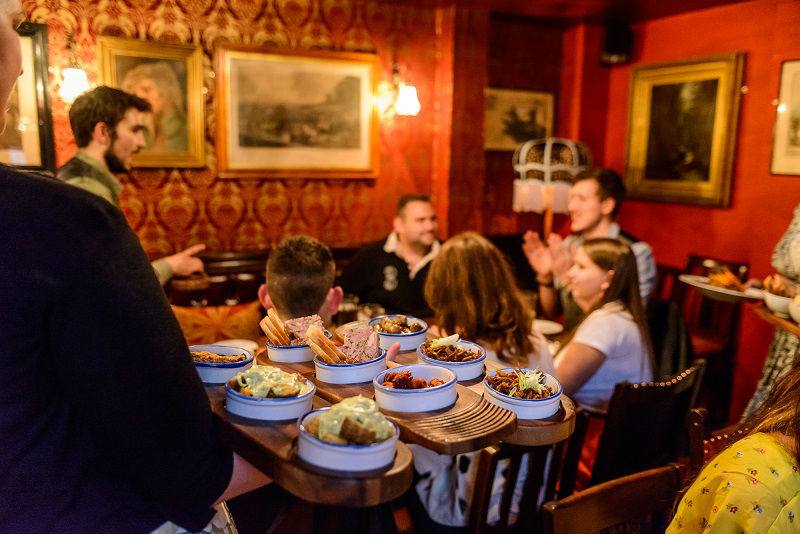 Private Dining at the Cosy Club
