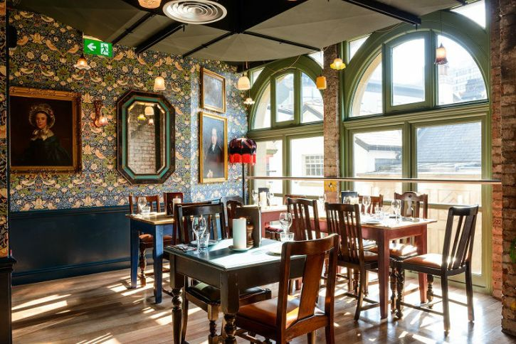 Cosy Club - Manchester Private Dining