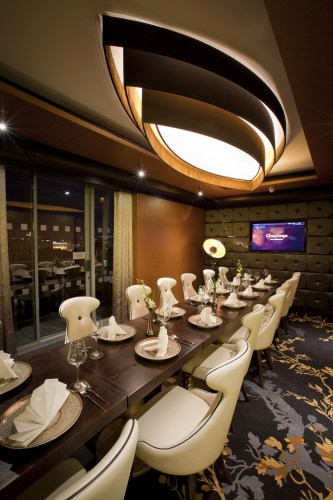 Private Dining Room - Chaophraya Edinburgh