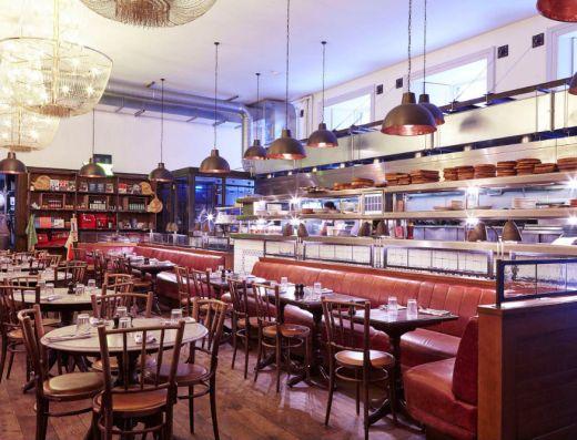 Jamie's Italian Edinburgh - Private Dining & Venue Hire - Edinburgh EH2 2LR