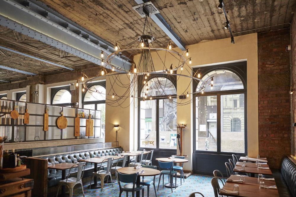 Jamie's Italian Restaurant Leeds - Venue Hire and Private Dining - Leeds LS1 5JL