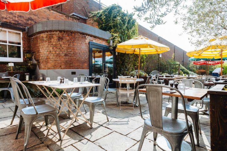 Jamie's Italian - Venue Hire Nottingham