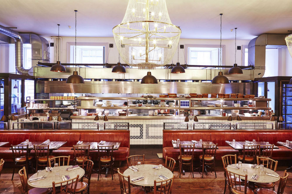 Jamie's Italian Edinburgh - Private Dining & Venue Hire