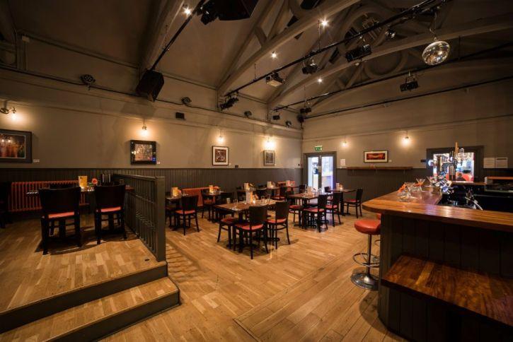 Tron Bar and Kitchen