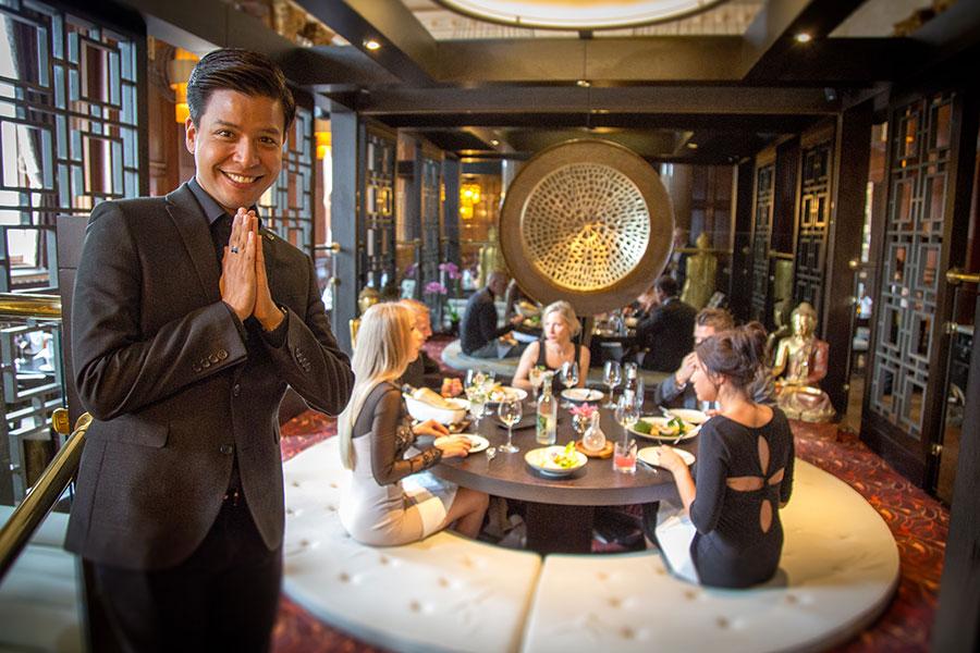 Chaophraya Aberdeen Private Dining