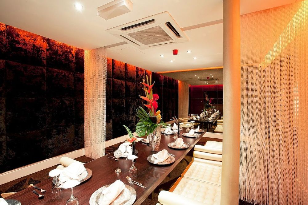 Chaophraya Manchester - Private Dining 2