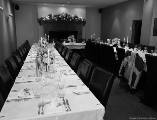 Weddings at The Rummer Bristol - Upto 30 Guests