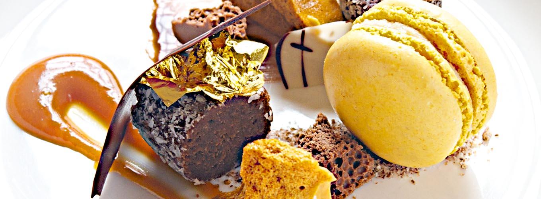 Dessert catering menu