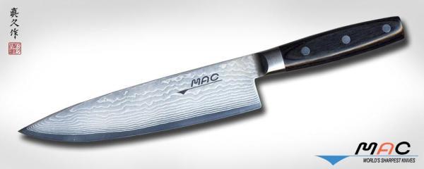 Damascus Chefs Knife 200mm