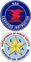 Texas Certified Firearm Instructor