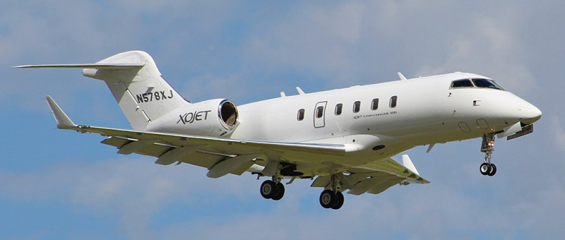 XOJET XO private jet charter