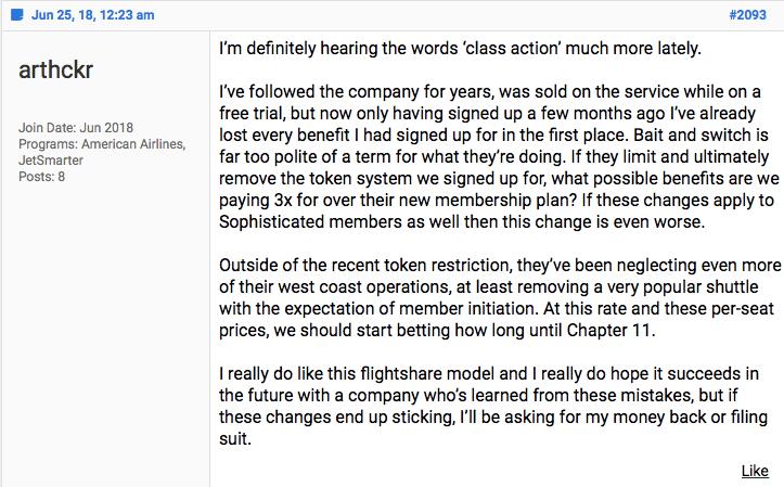 JetSmarter Class Action Lawsuit