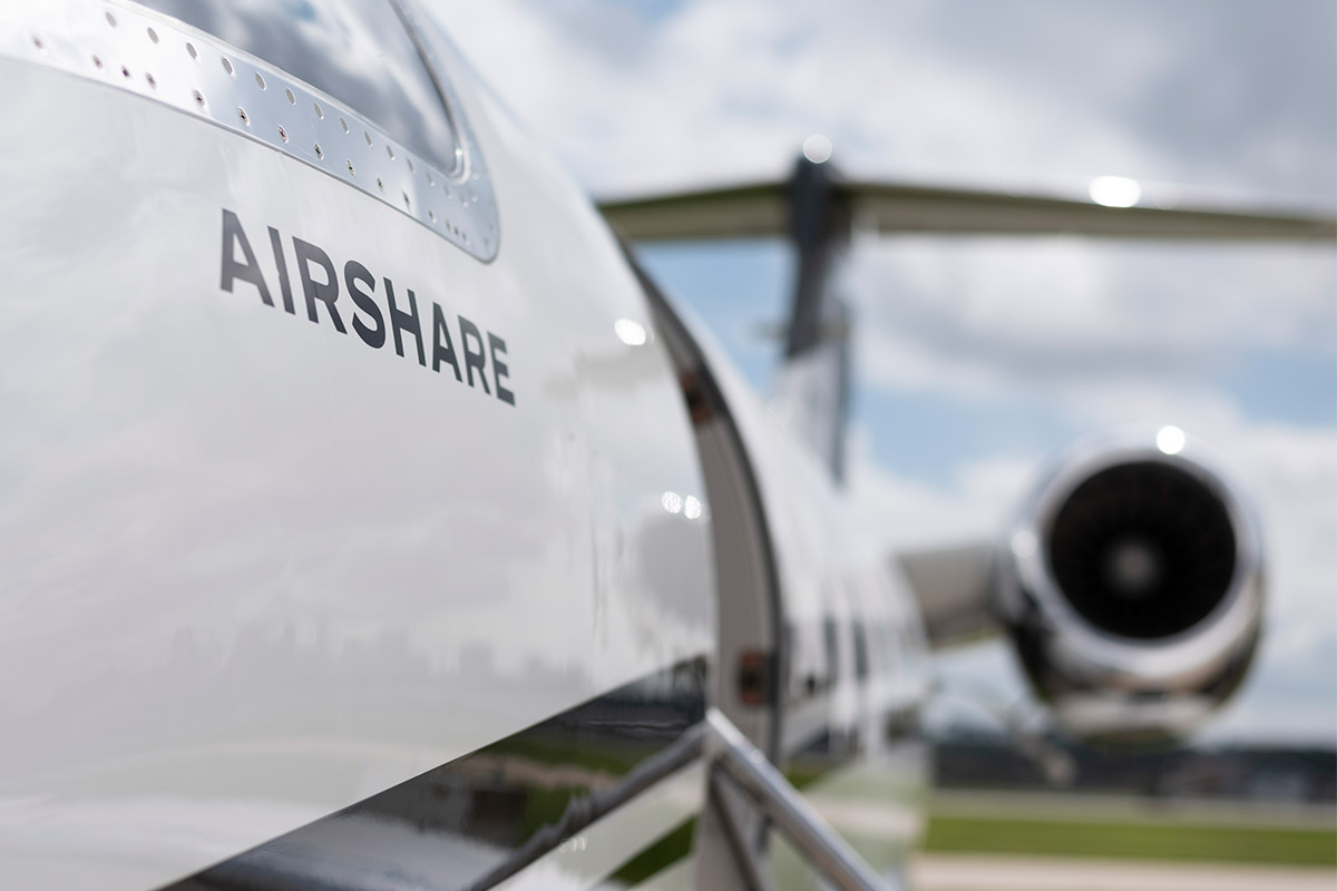 Executive AirShare rebrands as Airshare with eyes towards