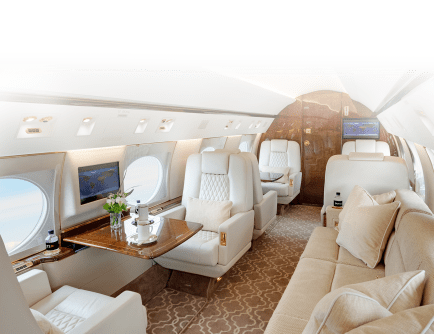 Gulfstream GIVSP Dumont Group jet card
