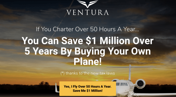 Private jet ownership tax advantages and deductions